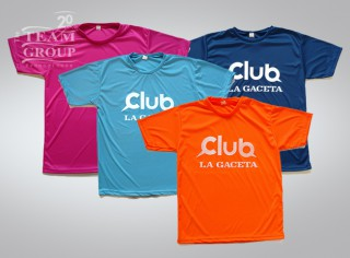 Remeras Dry Fit La Gaceta